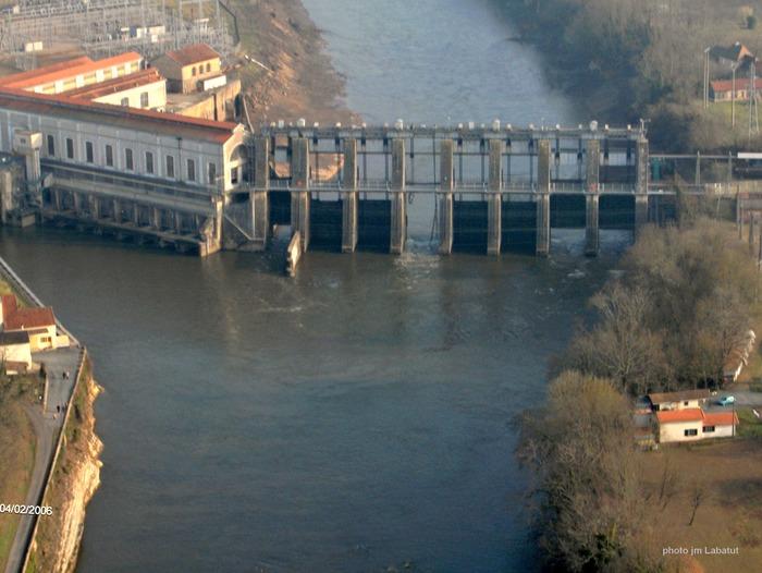 Journées du patrimoine 2018 - Découverte du barrage EDF de Tuilières