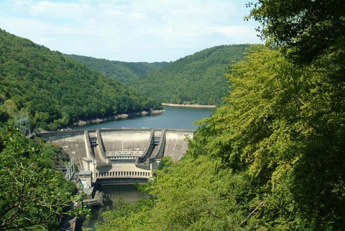 Journées du patrimoine 2018 - Découverte du barrage EDF du Chastang