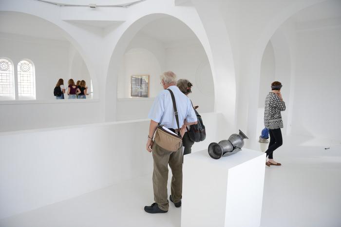 Journées du patrimoine 2018 - Découverte du centre d'art contemporain