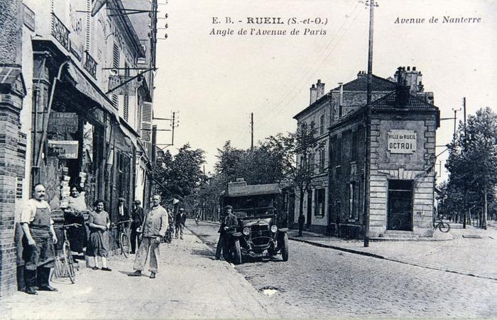 Journées du patrimoine 2018 - Découverte du Centre-Ville ancien de Rueil-Malmaison