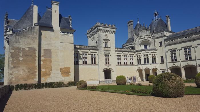 Journées du patrimoine 2018 - Découverte du château de Brézé à travers des points de médiation
