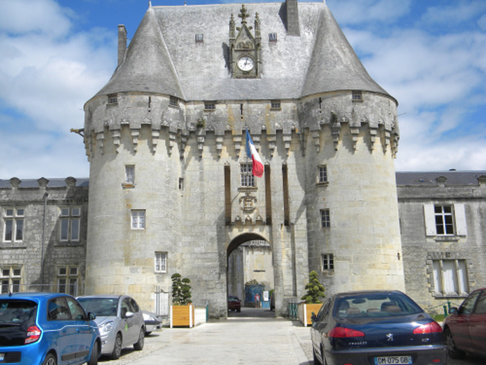 Crédits image : © Château de Jonzac