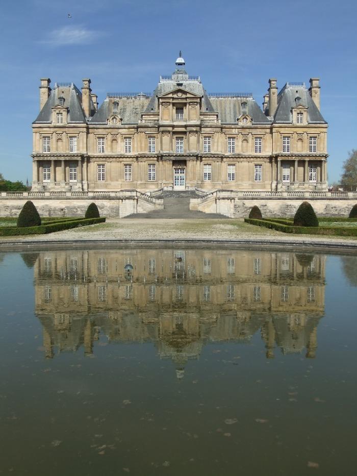 Journées du patrimoine 2018 - Découverte du Château de Maisons