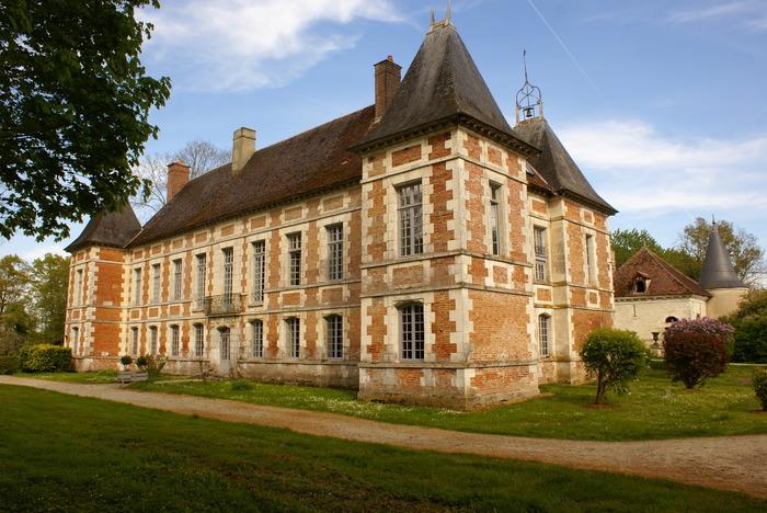Journées du patrimoine 2019 - Découvrez les magnifiques extérieurs du château de Villemereuil