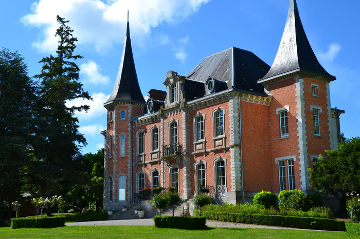 Journées du patrimoine 2018 - Découverte du château et du parc du Boucheron