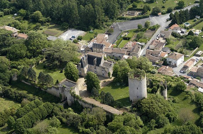 Journées du patrimoine 2017 - Présentation du site par Marie-Pierre Baudry, guide conférencière nationale (Atemporelle)
