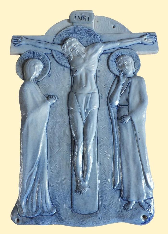 Journées du patrimoine 2018 - Découverte du Chemin de Croix de l'église Saint-Quentin de Pulnoy.