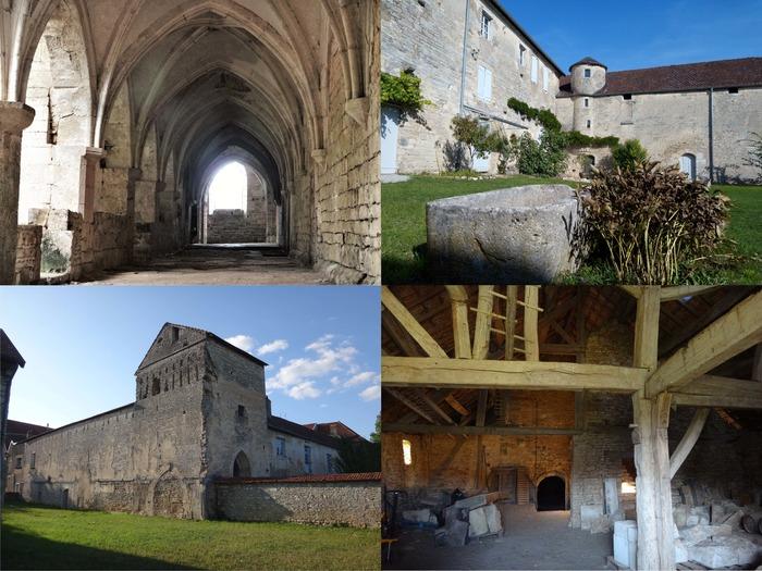 Journées du patrimoine 2018 - Découverte du couvent des Augustins à Champlitte