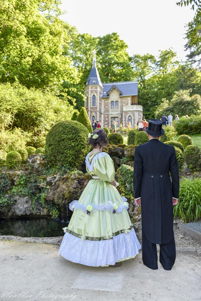 Journées du patrimoine 2018 - Découverte du domaine de Monte-Cristo en compagnie d'un comédien