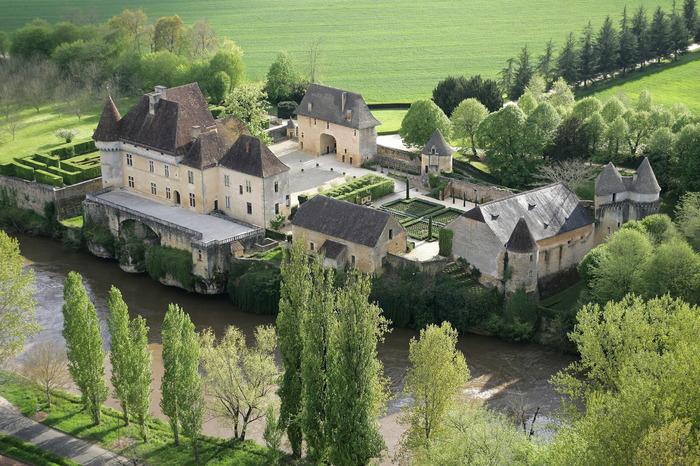 Journées du patrimoine 2018 - Découverte du château et des jardins de Losse