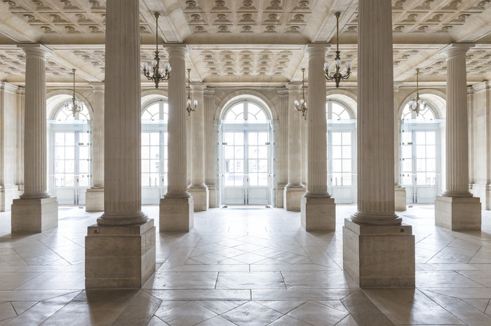 Journées du patrimoine 2018 - Découverte du Grand-Théâtre de Bordeaux