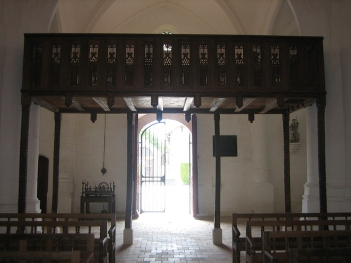 Journées du patrimoine 2017 - Découverte du jubé et des vitraux modernes de l'église