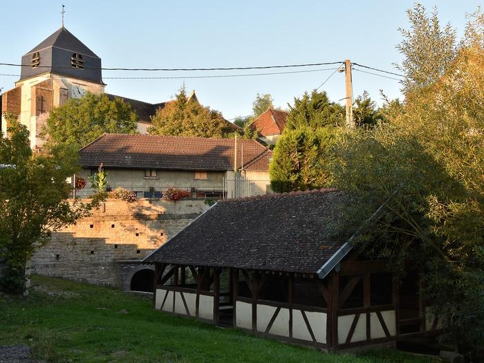 Journées du patrimoine 2018 - Découverte du lavoir restauré