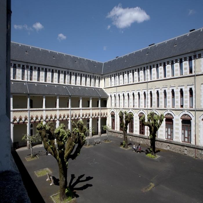 Journées du patrimoine 2018 - Découverte du lycée Edmond-Perrier