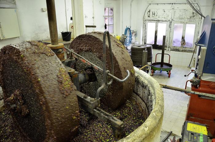 Journées du patrimoine 2018 - Découverte du moulin à huile