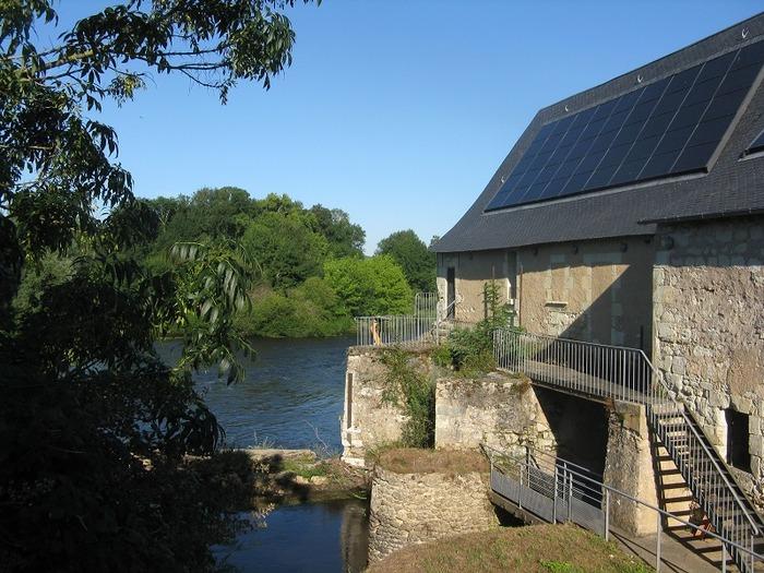 Journées du patrimoine 2018 - Découverte du moulin de Chitré