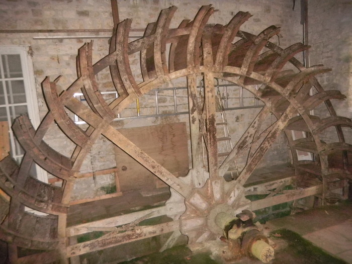 Journées du patrimoine 2018 - Découverte du moulin du pont de Vau