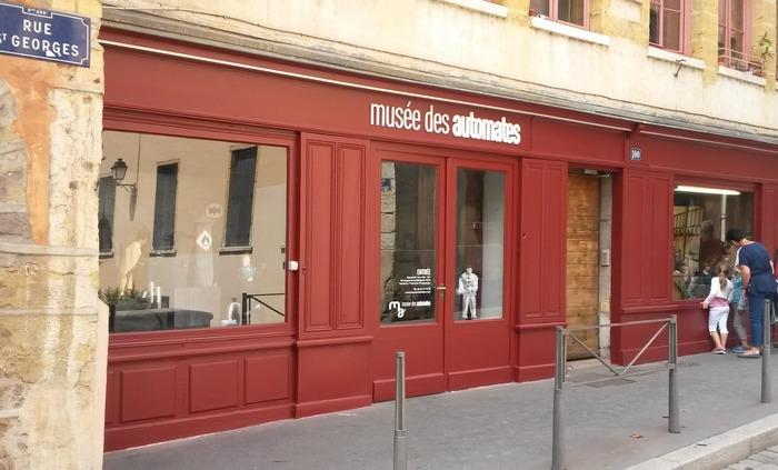 Journées du patrimoine 2018 - Découverte du musée des automates.