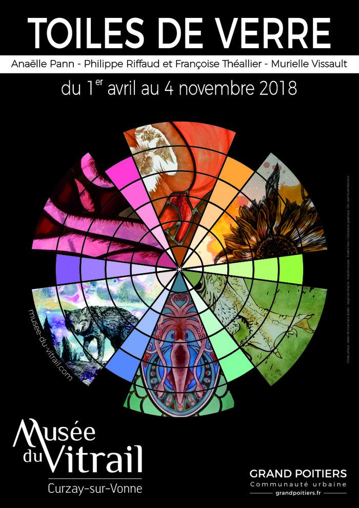 Journées du patrimoine 2018 - Découverte du musée du Vitrail et de son atelier