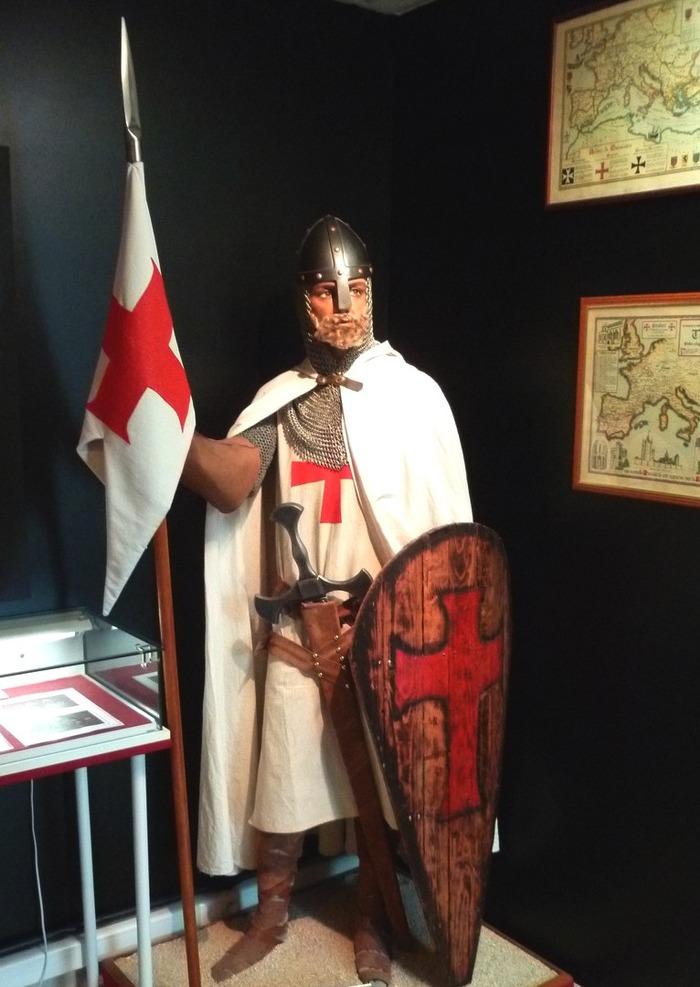 Journées du patrimoine 2018 - Découverte du Musée des Templiers-Hugues de Payns