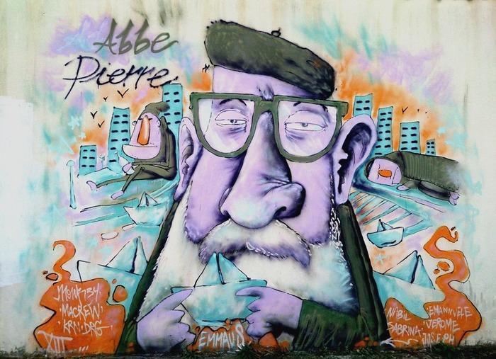 Journées du patrimoine 2017 - Découverte du nouvel Espace Street art