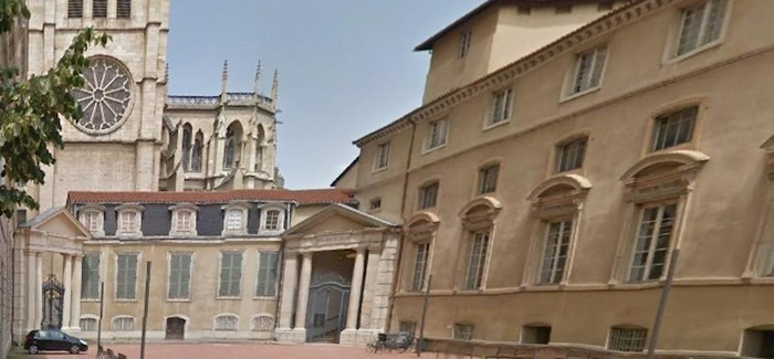 Journées du patrimoine 2017 - Découverte du palais Saint-Jean et de l'académie des sciences, belles-lettres et arts de Lyon