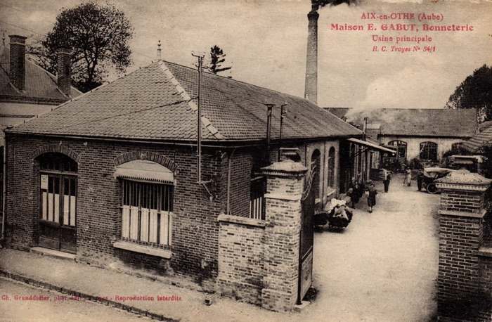 Journées du patrimoine 2018 - Découverte du parcours retraçant le passé bonnetier d'Aix en Othe