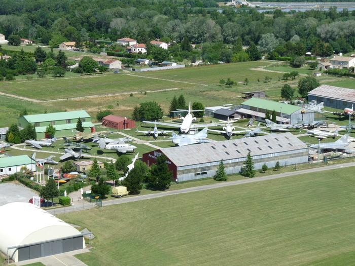 Crédits image : musée européen de l'aviation de chasse de Montélimar