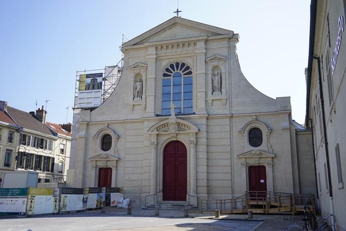 Journées du patrimoine 2018 - Découverte du patrimoine de l'église Saint-Maurice