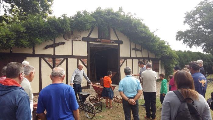 Journées du patrimoine 2017 - Découverte du patrimoine local avec un habitant