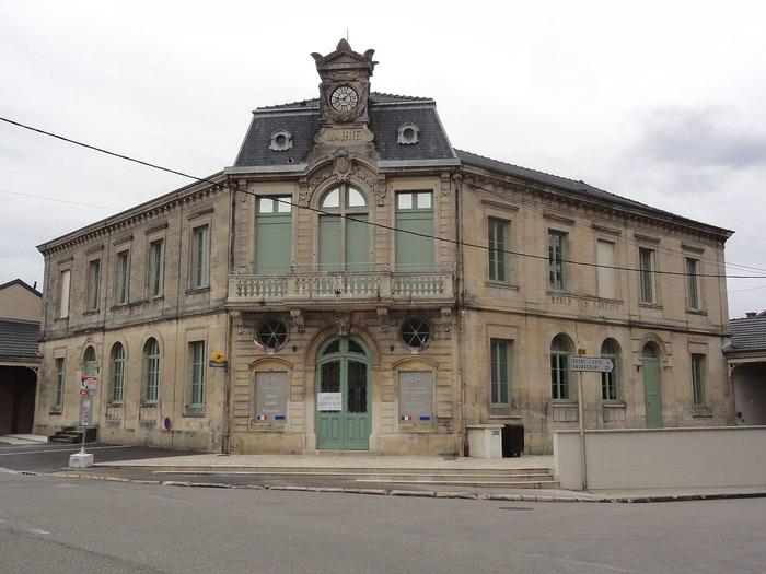 Crédits image : Mussey, mairie-écoles - Domaine public
