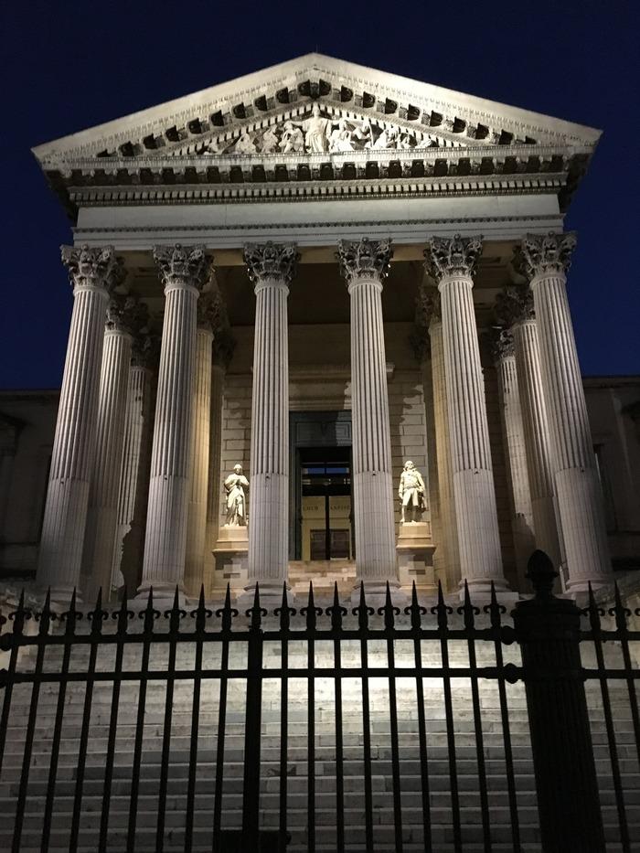 Journées du patrimoine 2018 - Découverte du patrimoine judiciaire