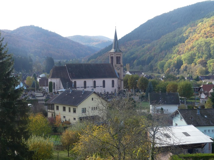 """Crédits image : Jean Wolschlegel """"association de sauvegarde du patrimoine de Soultzbach-les-Bains"""
