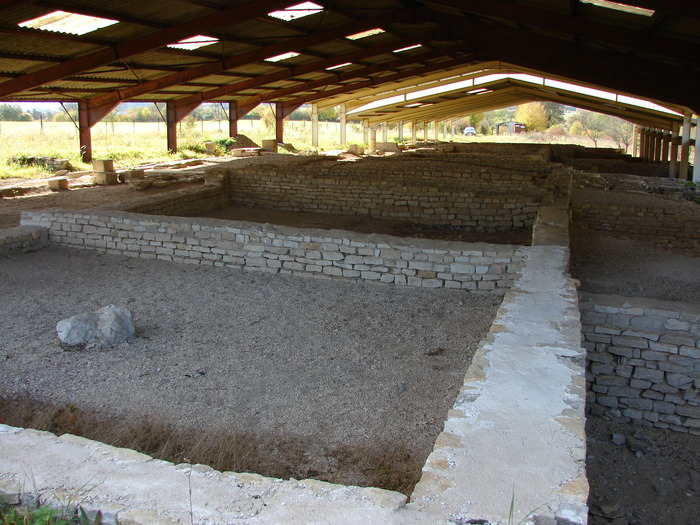 Journées du patrimoine 2018 - Découverte du site gallo-romain de Médiolanum et de l'archéologie