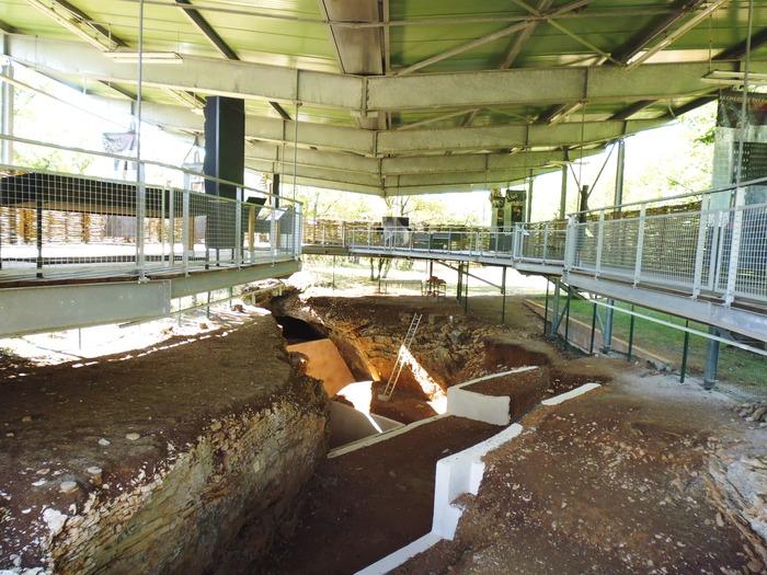 Journées du patrimoine 2017 - Découverte du site préhistorique