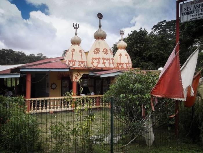 Journées du patrimoine 2018 - Découverte du temple Hindou - Matoury