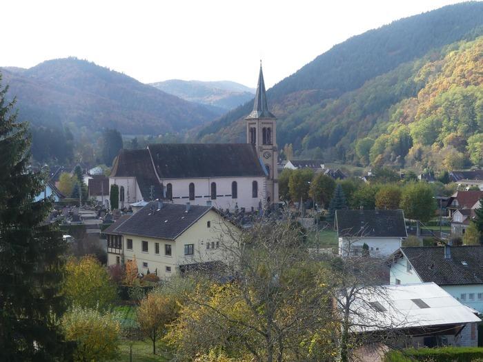 Journées du patrimoine 2018 - Découverte du village de Soultzbach-les-Bains, son église et sa chapelle