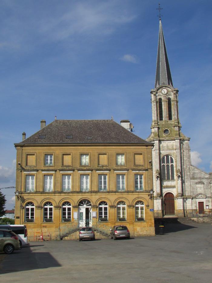 Journées du patrimoine 2020 - Découverte du village de Thin-le-Moutier et de son patrimoine