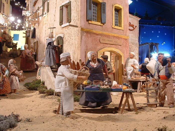 Journées du patrimoine 2018 - Découverte du village provençal miniature.