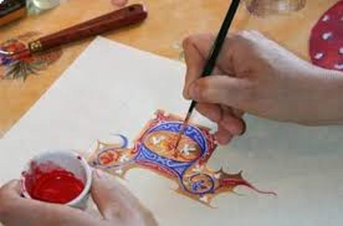 Journées du patrimoine 2017 - Découverte et initiation à la calligraphie et à l'enluminure médiévales
