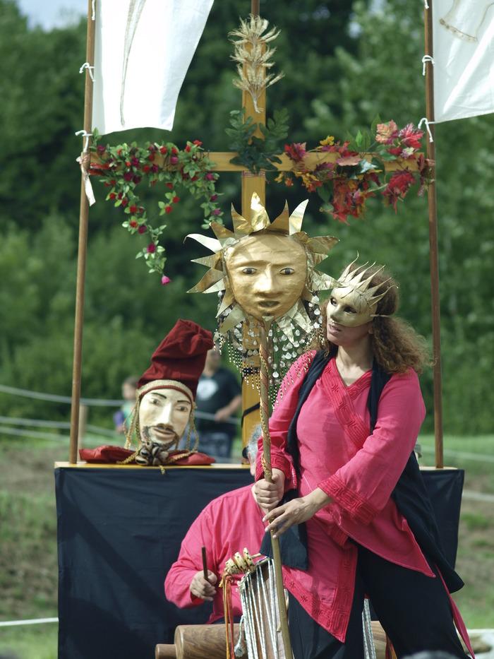 Journées du patrimoine 2018 - Découverte et spectacle autour de la Villa gallo-romaine des Faluns
