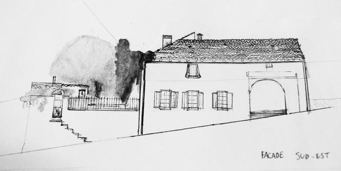 Journées du patrimoine 2018 - Découverte et visite commentée d'un ancien logis du XVIème siècle