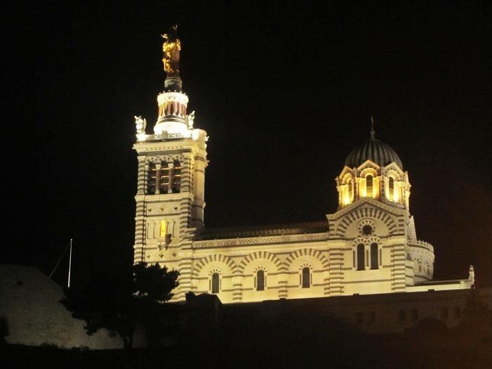 Journées du patrimoine 2018 - Découverte nocturne de Marseille en préambule aux Journées Européennes du Patrimoine