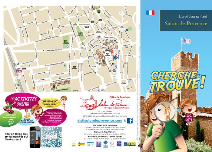 Crédits image : Office de tourisme ville de Salon