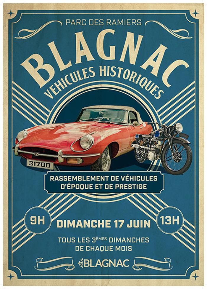 Découvrez des véhicules historiques - Dimanche 17 juin