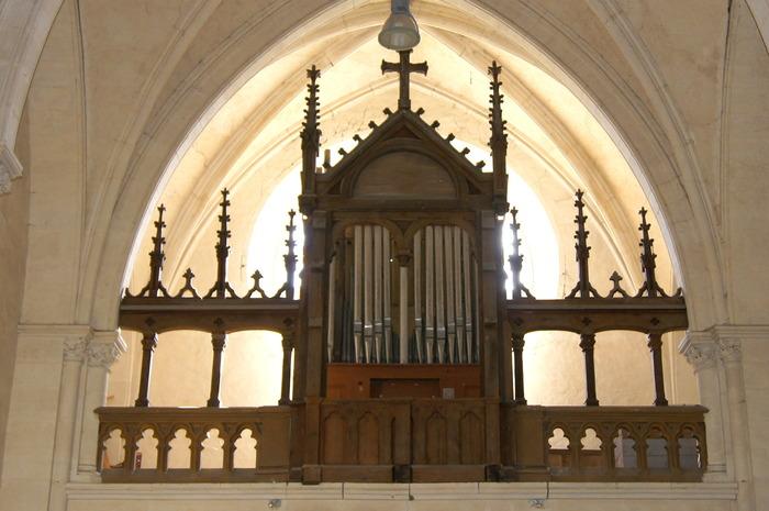 Journées du patrimoine 2018 - Découvrez l'église Notre-Dame-des-Neiges et son orgue à tuyaux