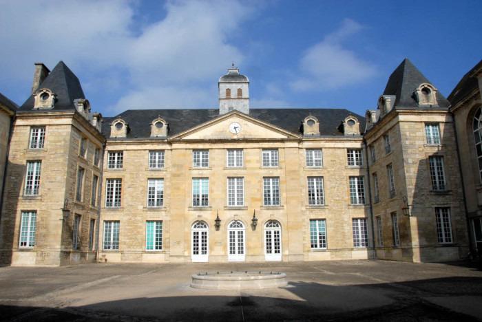 Journées du patrimoine 2018 - Visite libre de l'hôtel Pinet, présidence de l'Université