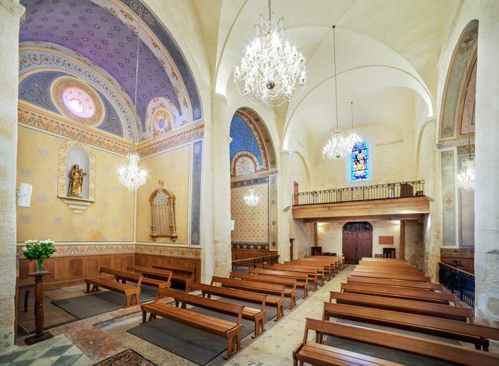 Journées du patrimoine 2017 - Eglise Saint-Julien et Sainte-Basilisse