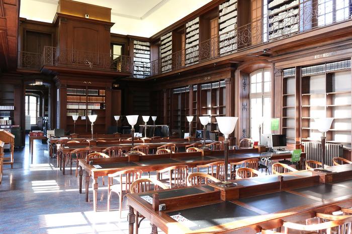 Journées du patrimoine 2018 - Découvrez la Bibliothèque Stanislas