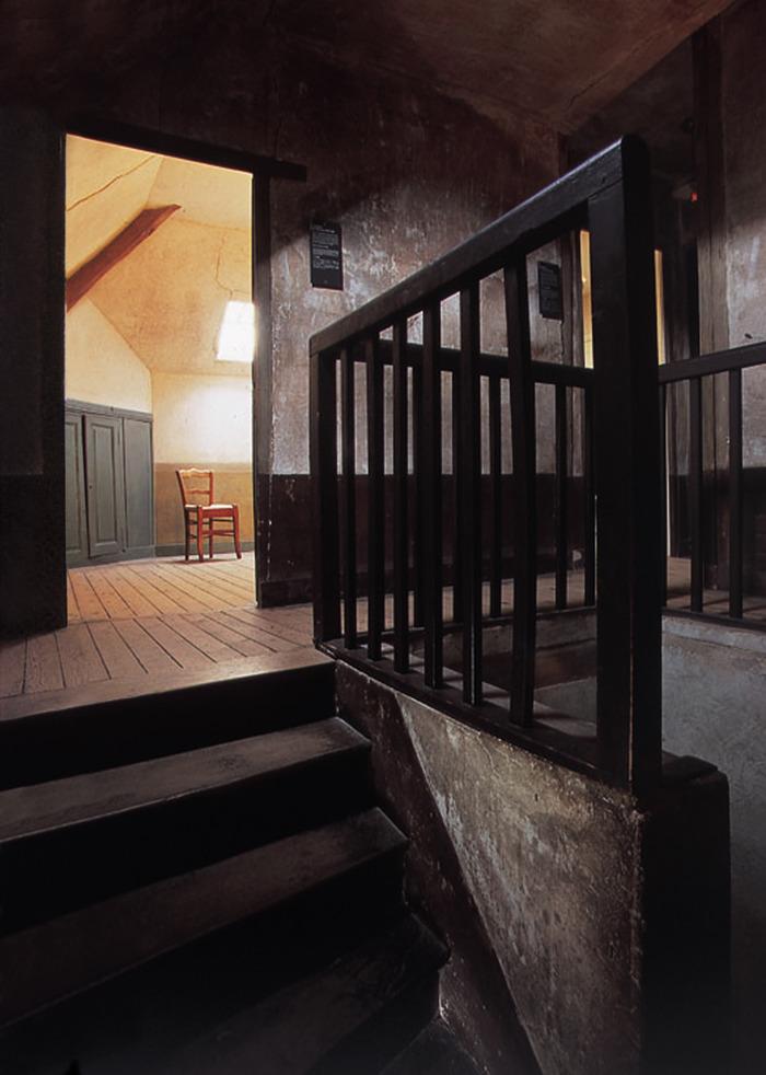 Journées du patrimoine 2018 - Découvrez la chambre de Van Gogh à l'Auberge Ravoux
